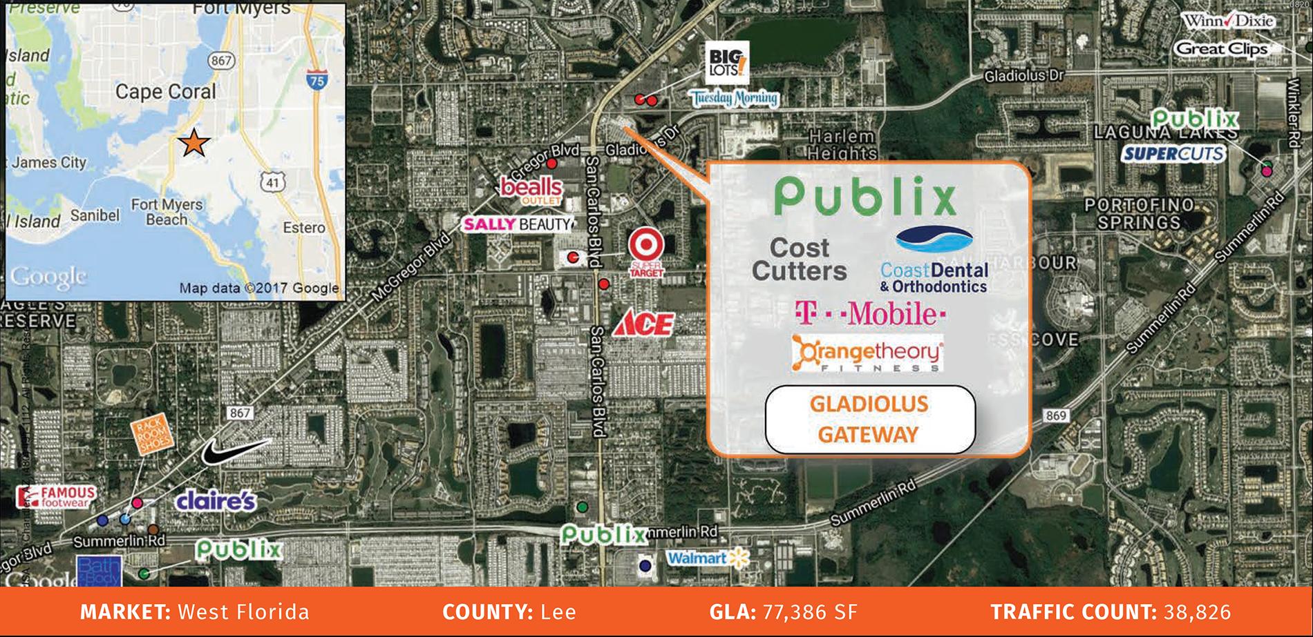 Gladiolus Gateway trade