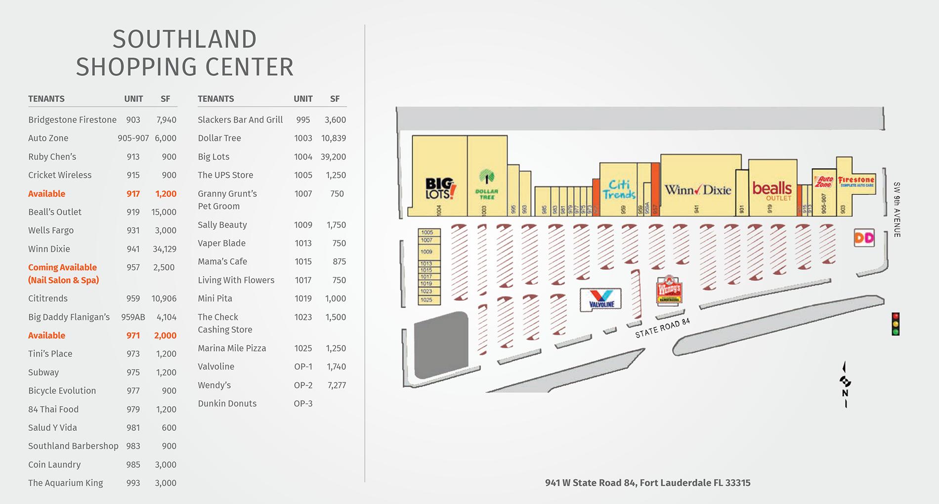 Southland Shopping Center