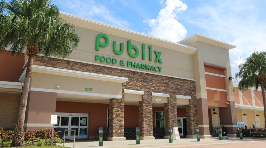 town park shopping center publix